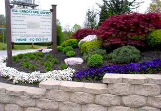 all landscape supply sykesville md