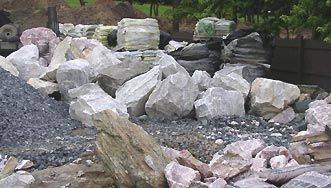 Frederick county md stone delivery
