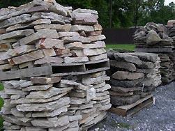 Natural Stone Wholesale Pricing Pallet Stone | Pennsylvania